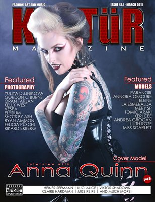 Kultur - Issue 43.1 - March 2015
