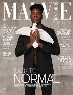 MALVIE Noir Special Edition Vol. 16 Oct 2020