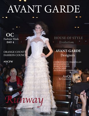 Avant Garde Magazine | OC Fashion Week Day 4 March 2014