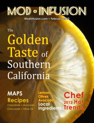 The Golden Taste of Southern California