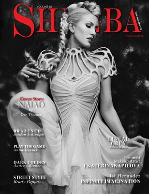 Sheeba Magazine 2016 September/October Volume III