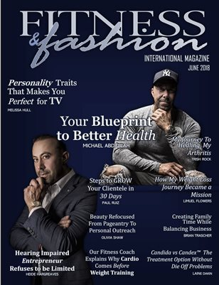 International Fitness Fashion Magazine June 2018