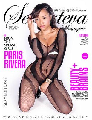 Seewateva Magazine Sep issue #5 Paris