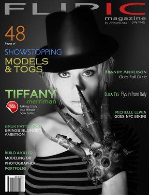 FLIPIC MAGAZINE, July 2013