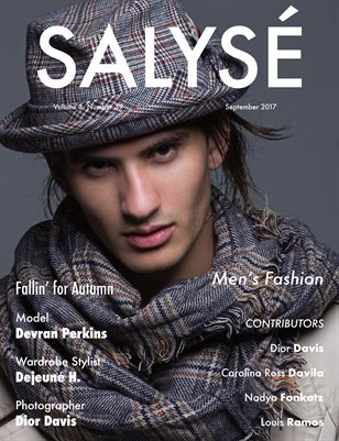 SALYSÉ Magazine | Vol 3:No 39 | September 2017 |