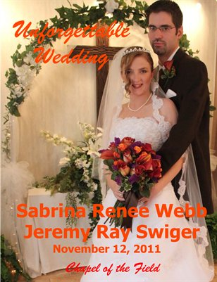 Swiger Webb Wedding Magazine