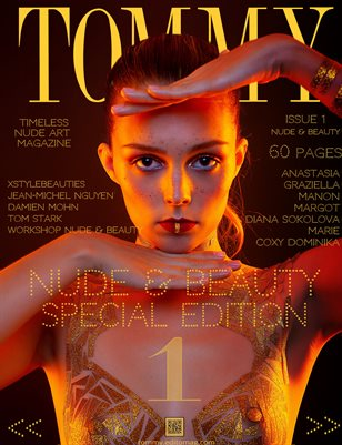 Issue 1 - Nude & Beauty