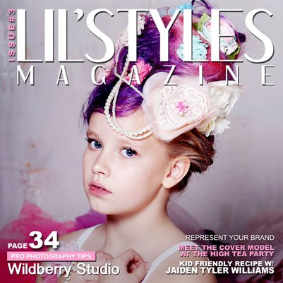 LIL' STYLES MAGAZINE ISSUE #03