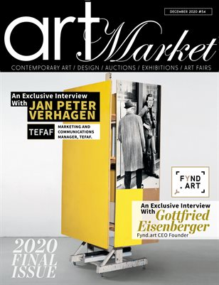 Art Market Magazine December 2020 Issue #54