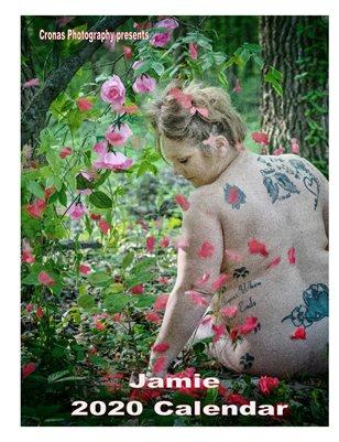 2020 Jamie Calendar