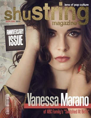 shuString Magazine The Anniversary Issue 8