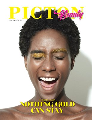 Picton Magazine OCTOBER  2019 N295 Beauty Cover 2