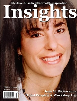 Insights featuring Jean M. DiGiovanna