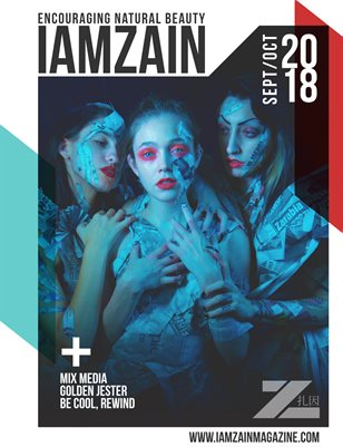 I Am Zain: Photography Issue September/October