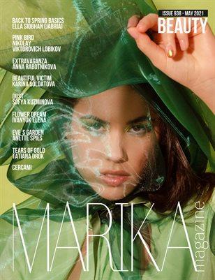 MARIKA MAGAZINE BEAUTY (ISSUE 938 - MAY)