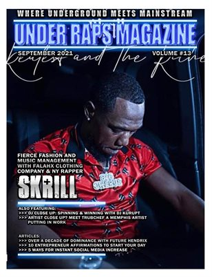 """FIERCE FASHION AND MUSIC MANAGEMENT WITH FALAHX CLOTHING CO. & NY RAPPER """"SKRILL"""""""