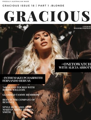 Gracious Issue 18: Blonde