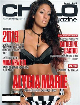 Chulo Magazine - January 2014