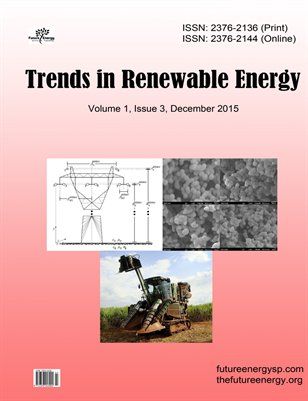Trends in Renewable Energy 2015 Volume 1 Issue 3