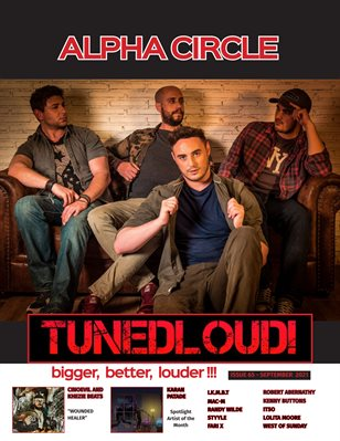 TunedLoud Magazine September 2021