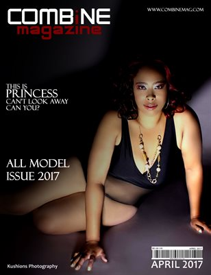 COMBiNE Magazine April All Model Issue