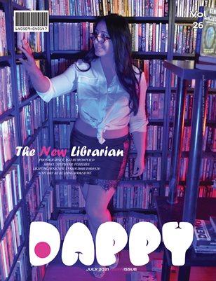 Dappy Magazine July 2021 (Vol-26)