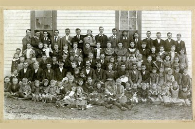 Farmington Institute April 17, 1898 (PHOTO SHOPPED)