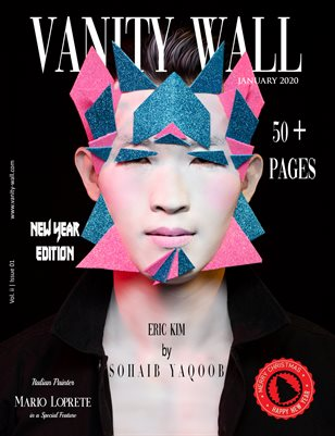 Vanity Wall Magazine | NEW YEAR EDITION | JAN 2021 | Vol. ii Issue 01