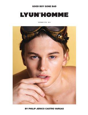 LYUN HOMME ISSUE No.4 (VOL No.1) C3