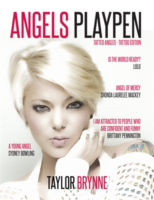 Angels Playpen Magazine - Tattoo Edition