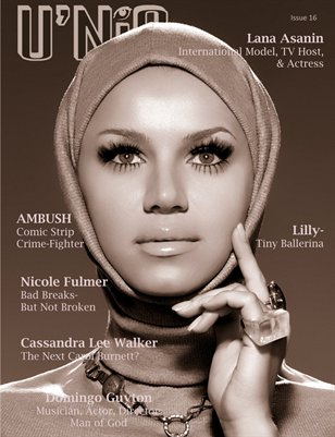 U'NiQ Magazine - Issue 16