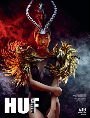 HUF Magazine Issue 19