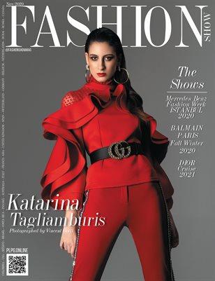 FASHIONSHOW Magazine - KATARINA TAGLIAMBURIS - Nov/2020 - #14