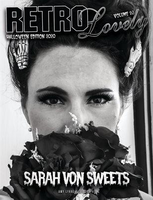 Halloween 2020 - VOL 22 – Sarah Von Sweets Cover