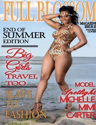 Full Blossom Magazine Issue 27 Mimi Cover