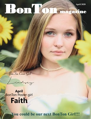 Bonton Magazine April 2020