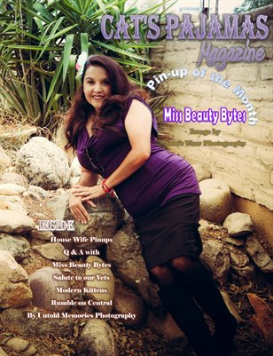2015 Fall Pinup of the Month Issue