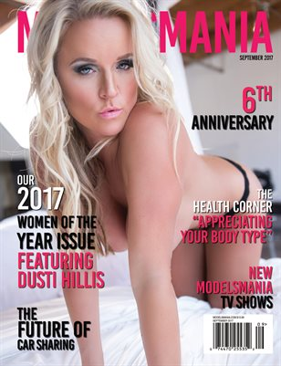 MODELSMANIA SEPTEMBER 2017 DUSTI HILLIS
