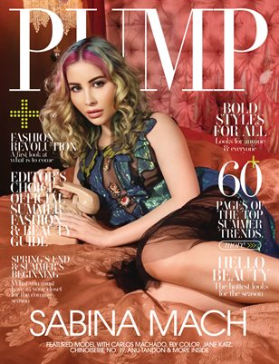 PUMP Magazine | The Trend Issue | Vol.5 | May 2021
