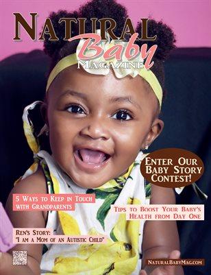 Natural Baby Magazine October 2017