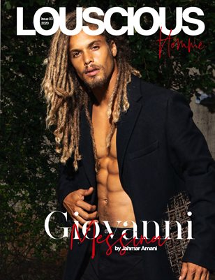 Louscious Homme - Issue 03/2020 - Cover 01