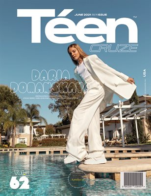 JUNE 2021 Issue (Vol: 62) | TÉENCRUZE Magazine