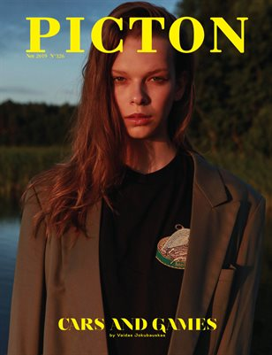 Picton Magazine November  2019 N326 Cover 2