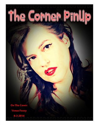 The Corner PinUp 8-3-14