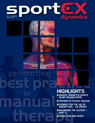 sportEX dynamics July 2013 (issue 37)