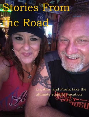 Stories From the Road  Vol 3 Issue 8 - August