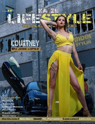 Kayze Magazine Issue 36 - Courtney - LIFESTYLE