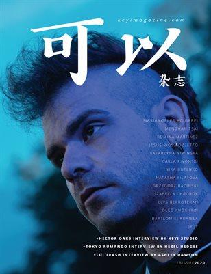 KEYI MAGAZINE 18th Issue