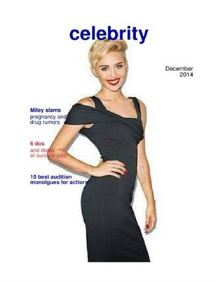 "Celebrity Magazine ""issue 2"""