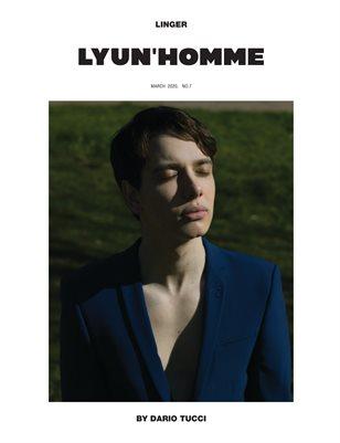 LYUN HOMME ISSUE No.7 (VOL No.2) C2